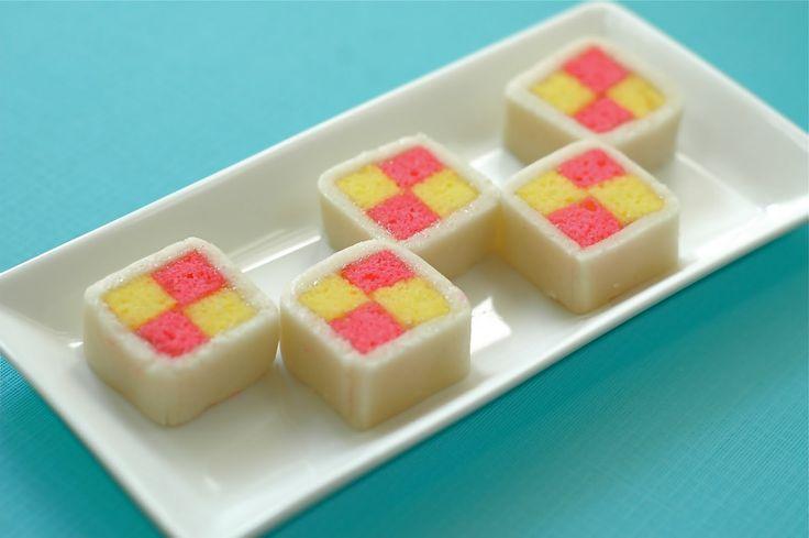 ... about BATTENBURG CAKES on Pinterest | Irish, Cakes and Irish desserts