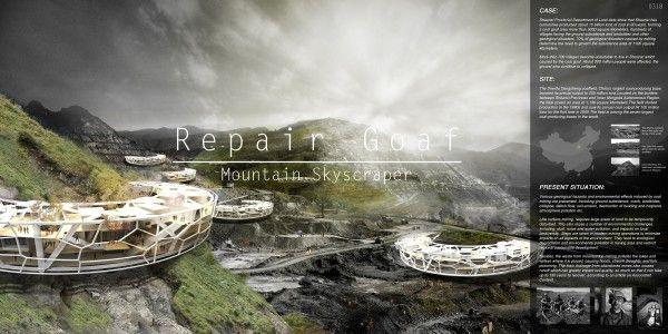 Repair Goaf: Skyscrapers for Abandoned Coal Mines