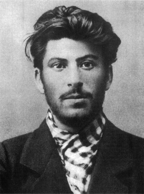 Stalin, 1902