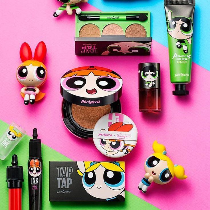 Peripera Powerpuff Girls Makeup Collection | POPSUGAR Beauty Photo 2