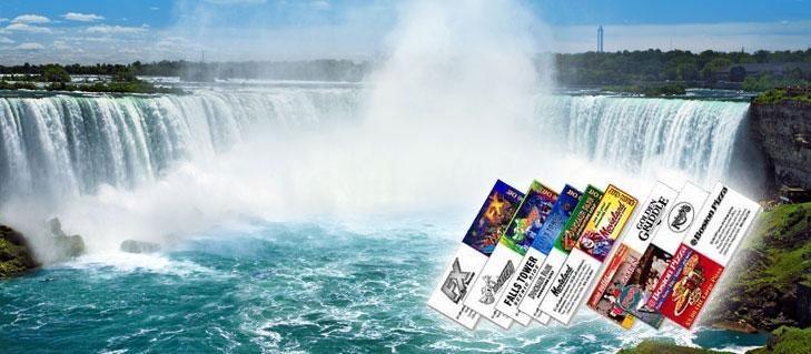Niagara Falls Coupons Discounts - Clifton Hill, Niagara Falls Canada