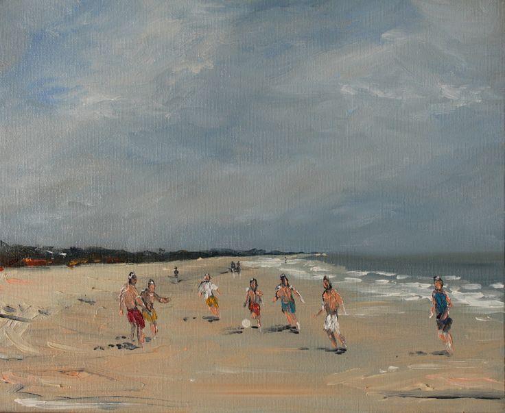 Beach Kickabout.