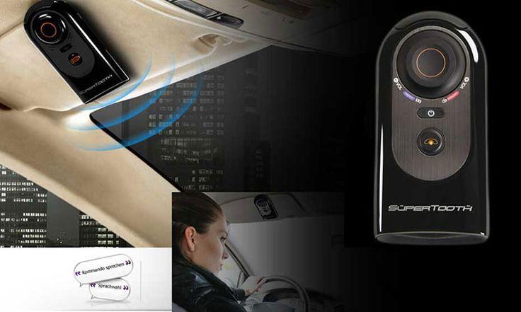 Supertooth HD-L, Bluetooth Freisprechanlage