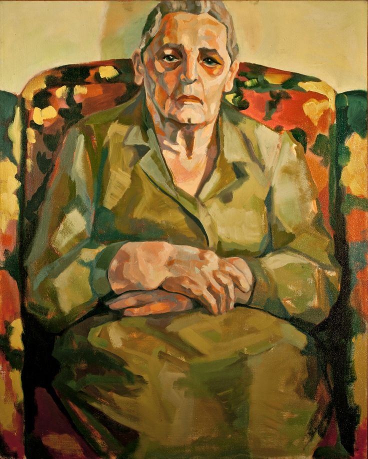 I was 21 years old, when I painted this formal oil portrait of my grandmother, Angela Mancuso. 1982 seems so long ago, but the painting makes me feel like it happened yesterday. #vincemancuso #art #drawing #painting #graphic  #design #culture #life #artists