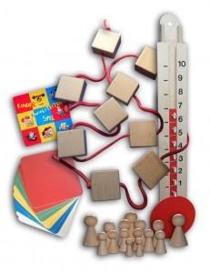 Met het basispakket voor de kindercoach heb je alles in huis om kinderen te helpen.