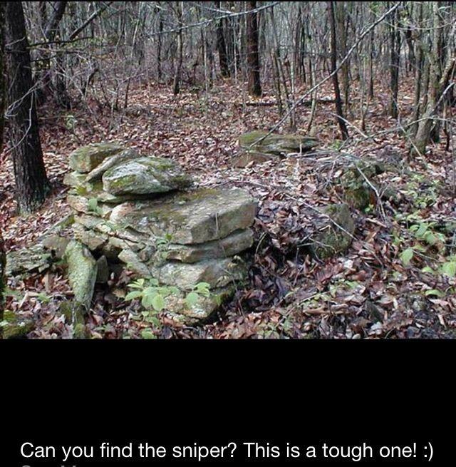 Find the hidden sniper
