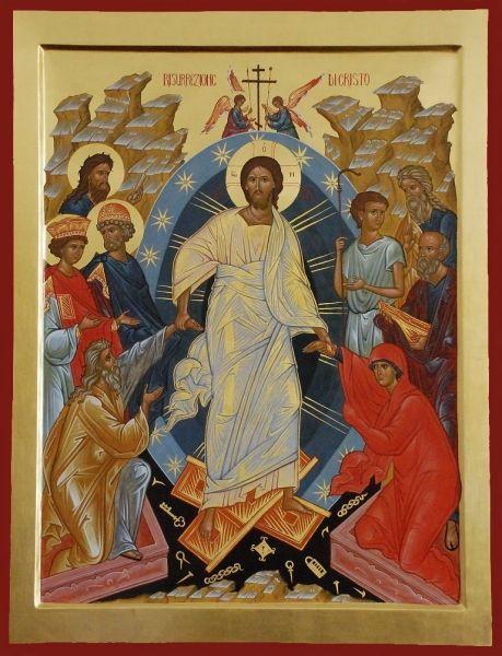 La Resurrezione - E. Venuti