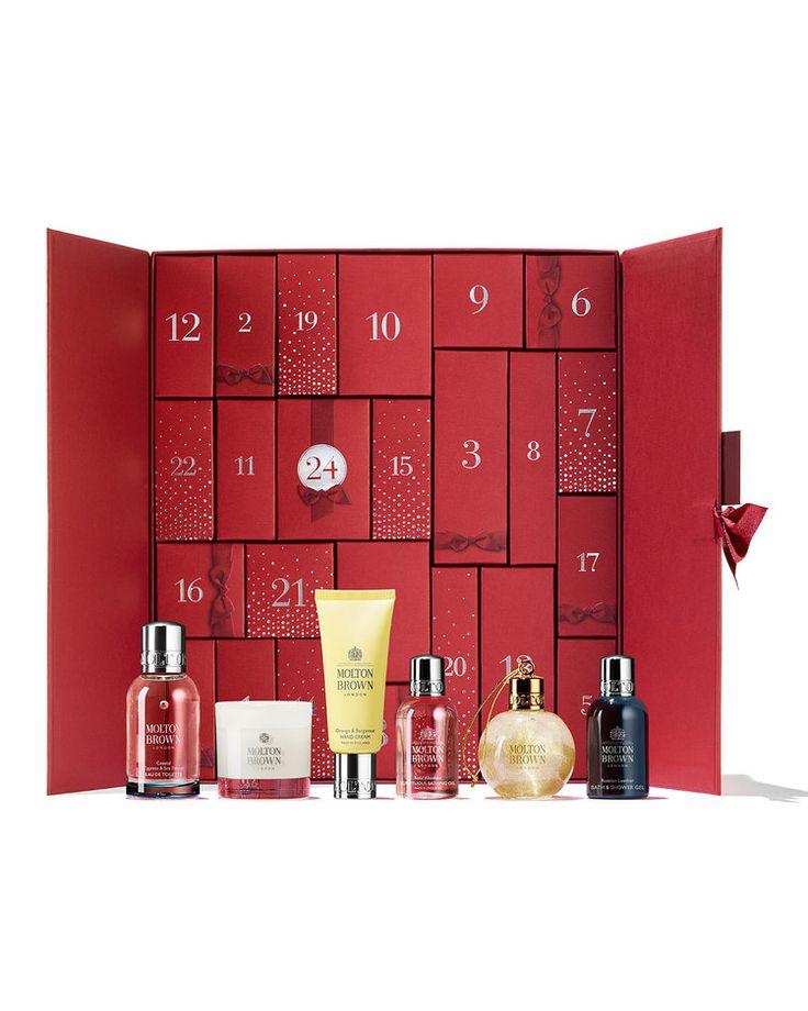 рождественский календарь с косметикой купить в