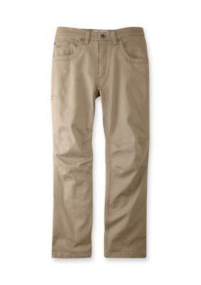 Mountain Khakis Men's Men's Camber 105 Pant Classic Fit - Retro Khaki - 34 X 30