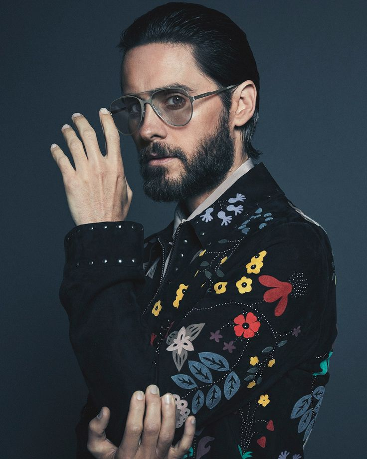 Jared Leto , Gucci , Carrera