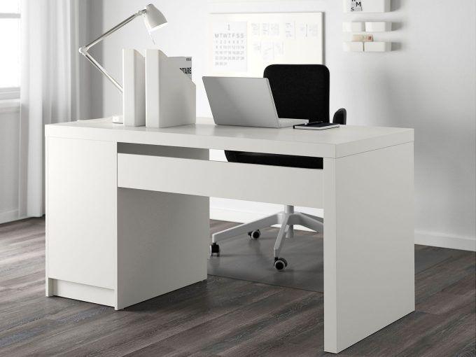 Malm Schreibtisch Micke Schreibtisch Ikea Schreibtisch Weiss Buroschreibtisch