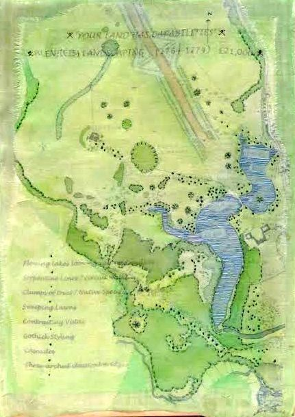 82 best images about lancelot capability brown on for Capability brown garden designs