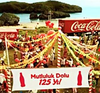 Coca Cola Resmi Türkiye sayfası  by Voden