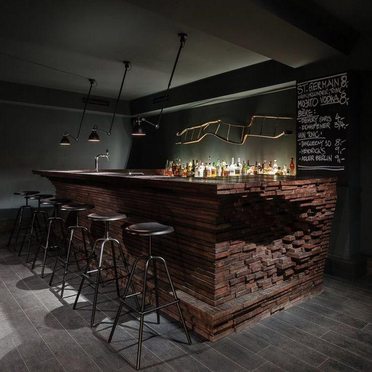 Bar Detail // Bar Saint Jean, Berlino, 2012