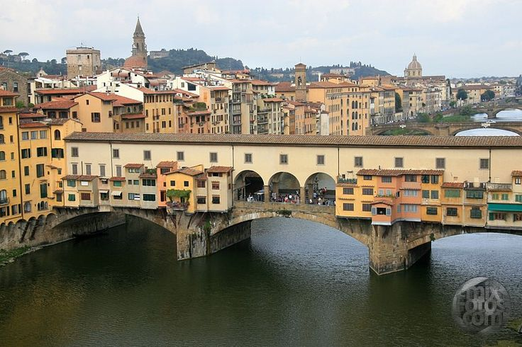 Florencia Italia Pontevechio