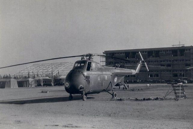 Sikorsky H-19, Boufarik 1956