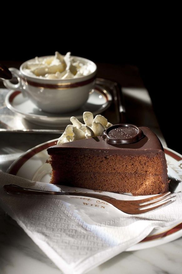 "The Original Sacher-Torte is probably the world's most famous chocolate cake.  It was invented by a teenage Franz Sacher in 1832 at the request of Prince Wenzel von Metternich, where he was employed as a young chef. The Prince charged him to make a special dessert for important guests and the result was the famous cake. The cake remains among the most famous of Vienna's culinary specialties - the ""king of cakes""."