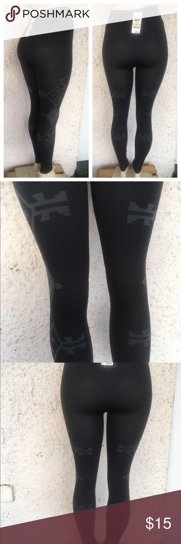 ✨ Black Leggings ✨ Material Girl Black Leggings ✨ Stretchy Material Material Girl Pants Leggings