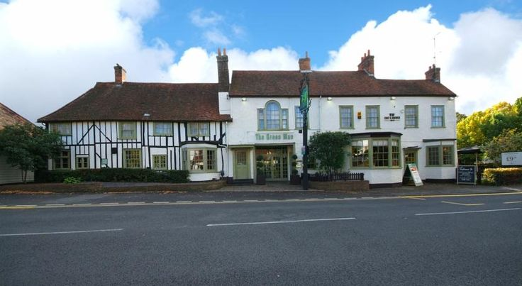 The Green Man Hotel by Good Night Inns Harlow Located 26 km from Stansted Airport and just minutes from the M11/M25, this refurbished 14th century former coaching inn now offers comfortable en suite accommodation in this quiet village.