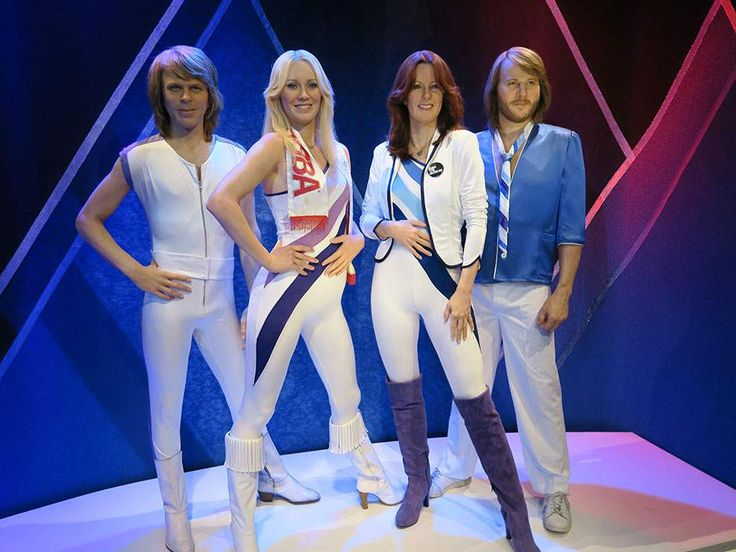Take a chance on Stockholm's immersive ABBA museum