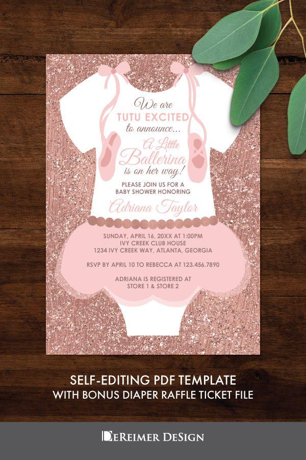 Tutu Onesie Baby Shower Clipart | Onesie baby shower invitations, Baby  shower clipart, Baby shower invitations