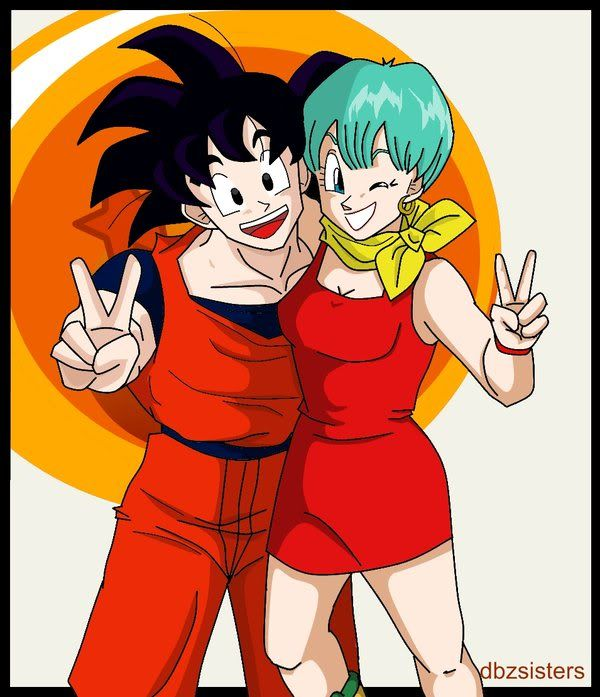 Suggest you Dbz bulma having sex with goku opinion, actual