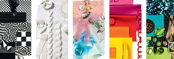 Alors que la session hivernale du salon Bijorhca ouvrira ses portes du 18 au 21 janvier 2013, il est temps pour nous de vous dévoiler les tendances bijoux qu'Elizabeth Leriche nous suggère de ne surtout pas manquer pour le printemps-été 2013. Décryptage.