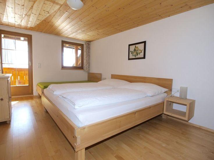 Ferienbauernhof Berlinger Au - 'Kanisfluh' - Schlafzimmer