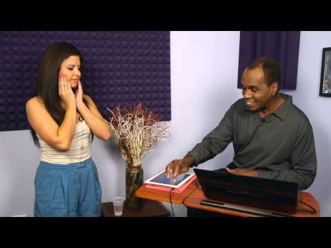 Hollywood Vocal Tips - How To Control Your Pitch - very helpfull!! :)