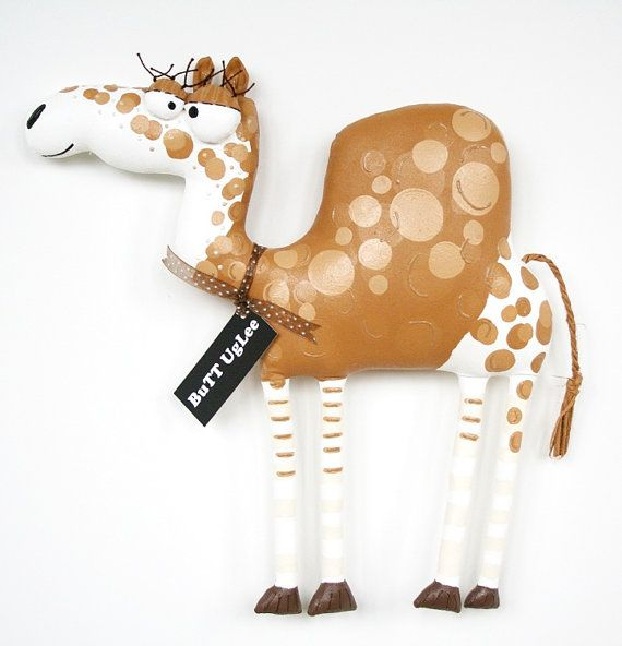 CameL named VeriZoN ... BuTT UgLee ... WhimSicaL WaLL ArT  ...