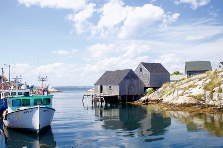 The Enchanting Peggy's Cove