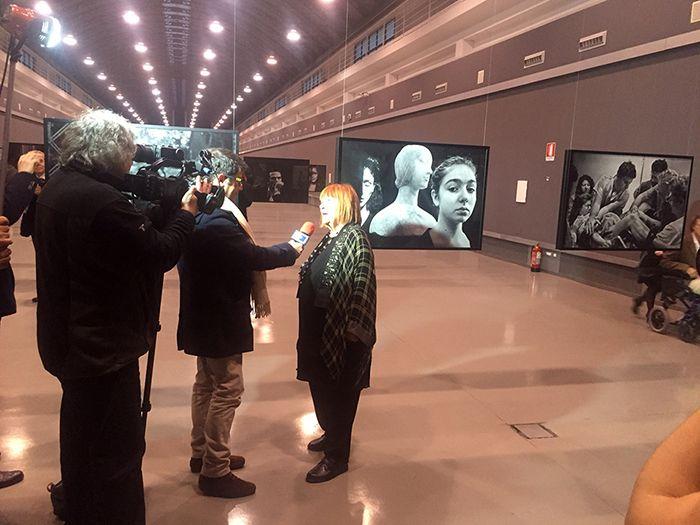 Letizia Battaglia: Anthologia di un amore amaro e di un Caravaggio rubato