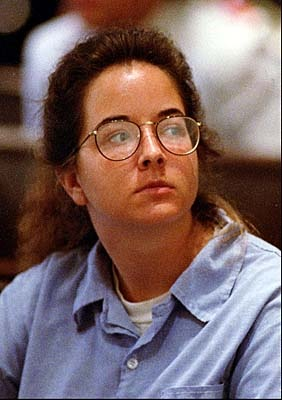 Susan Smith. Convicted of murdering her two young sons. She initially reported that she had been car-jacked by an African American man who drove away with her sons still in the car.