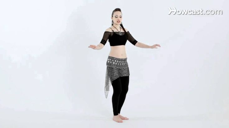 How to Isolate Lower Abs | Belly Dancing
