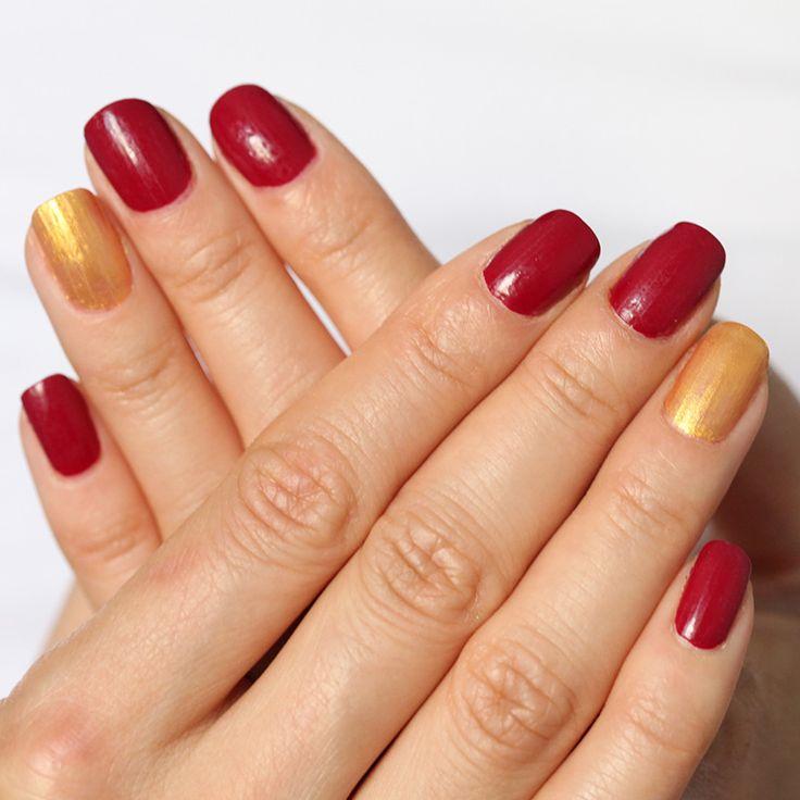 Max Factor Gel Shine Laquer Sparkling Berry
