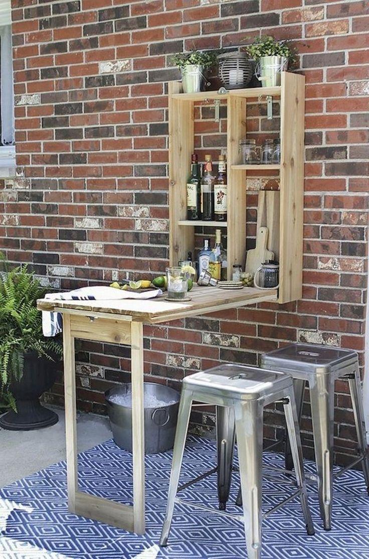 44+ Amazing Small Patio Ideas on A Budget   – Backyard 19