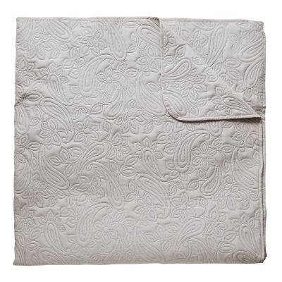 Överkast enkel Eva-Lotta, 180x250 cm, Beige - Heminredning - Hemtextil - Hemtex