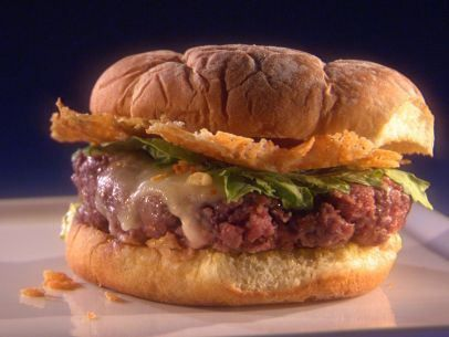 Trattoria Burger - Rugby World Cup Recipes