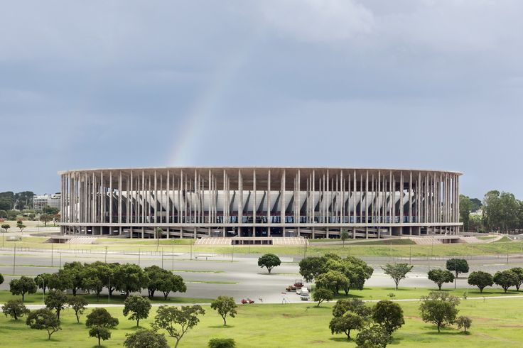 Completed in 2013 in Brasilia, Brazil. Images by Marcus Bredt. Brasília is the…