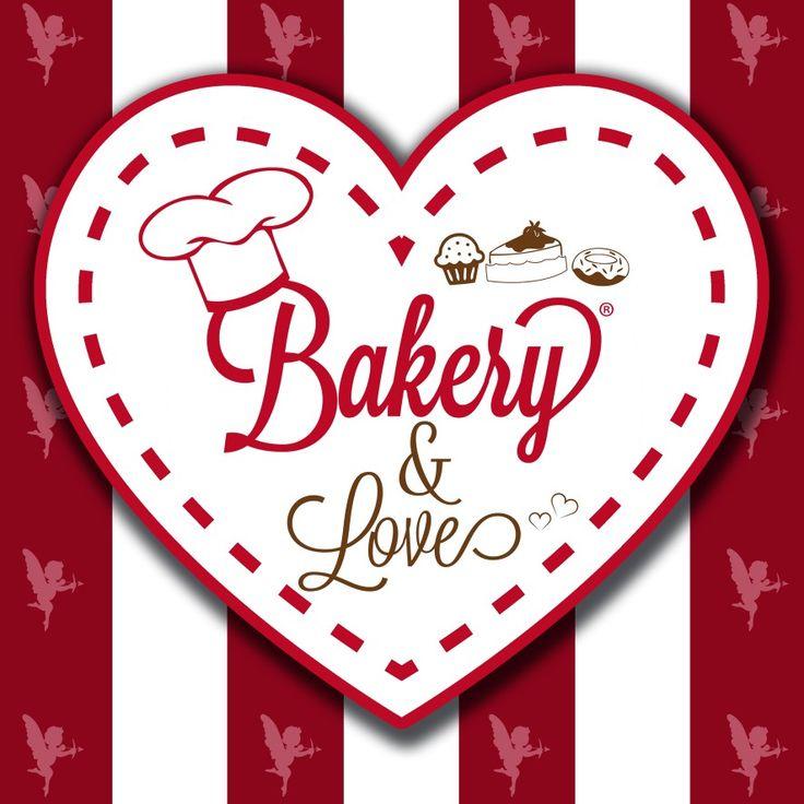 Realizzazione logo per packaging per Bakery & Love