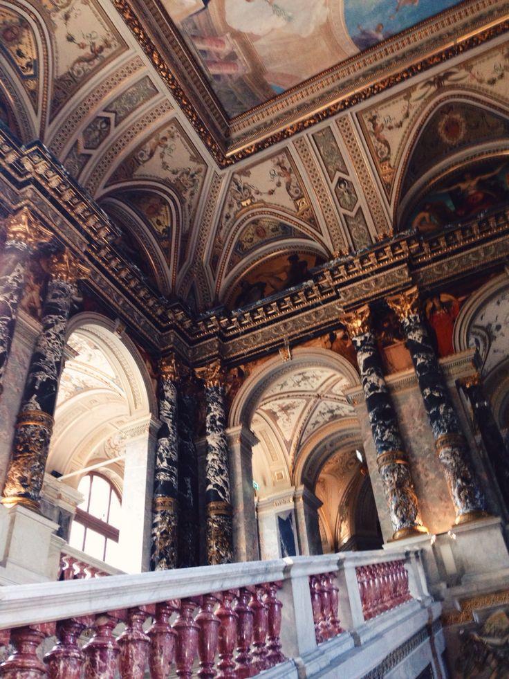 #NYU #London | #Vienna is too beautiful to pass up.
