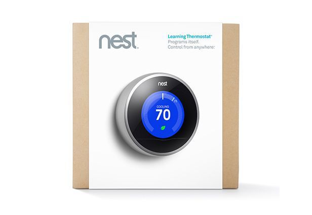 Next Gen Nest Thermostat Gets Even Cooler And Smarter Nest Learning Nest Learning Thermostat Nest Thermostat