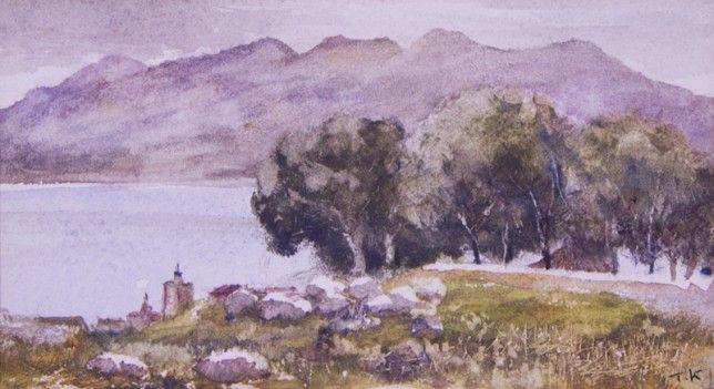 Thomas Kay Watercolours – GMMG