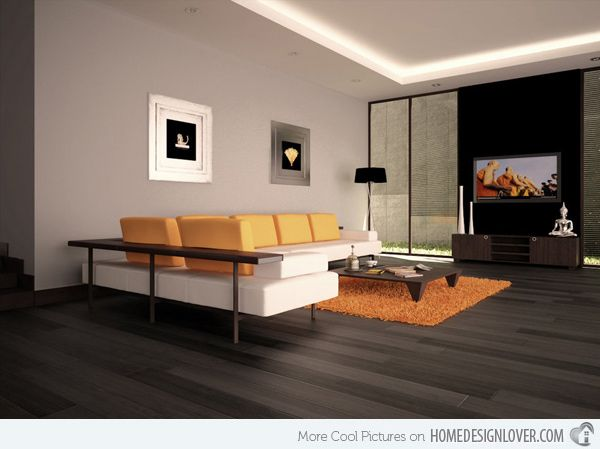15 Zen Inspired Living Room Design Ideas