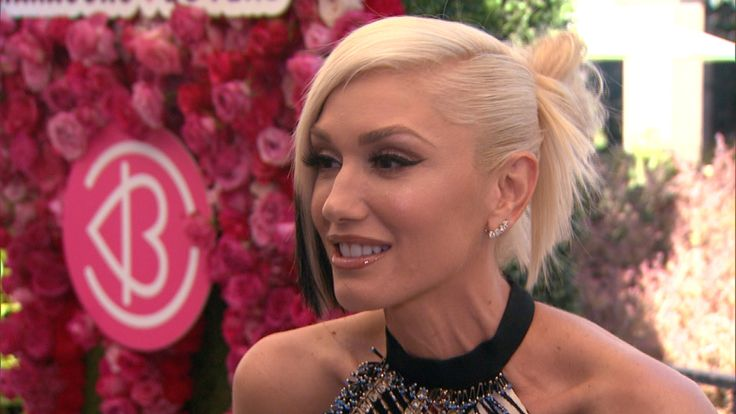 Their new song 'Kings Never Die' Gwen explains how it all worked