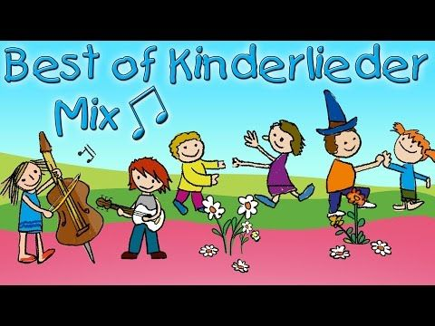 Der Best of Kinderlieder Mix - Für jeden was dabei! || Kinderlieder - YouTube