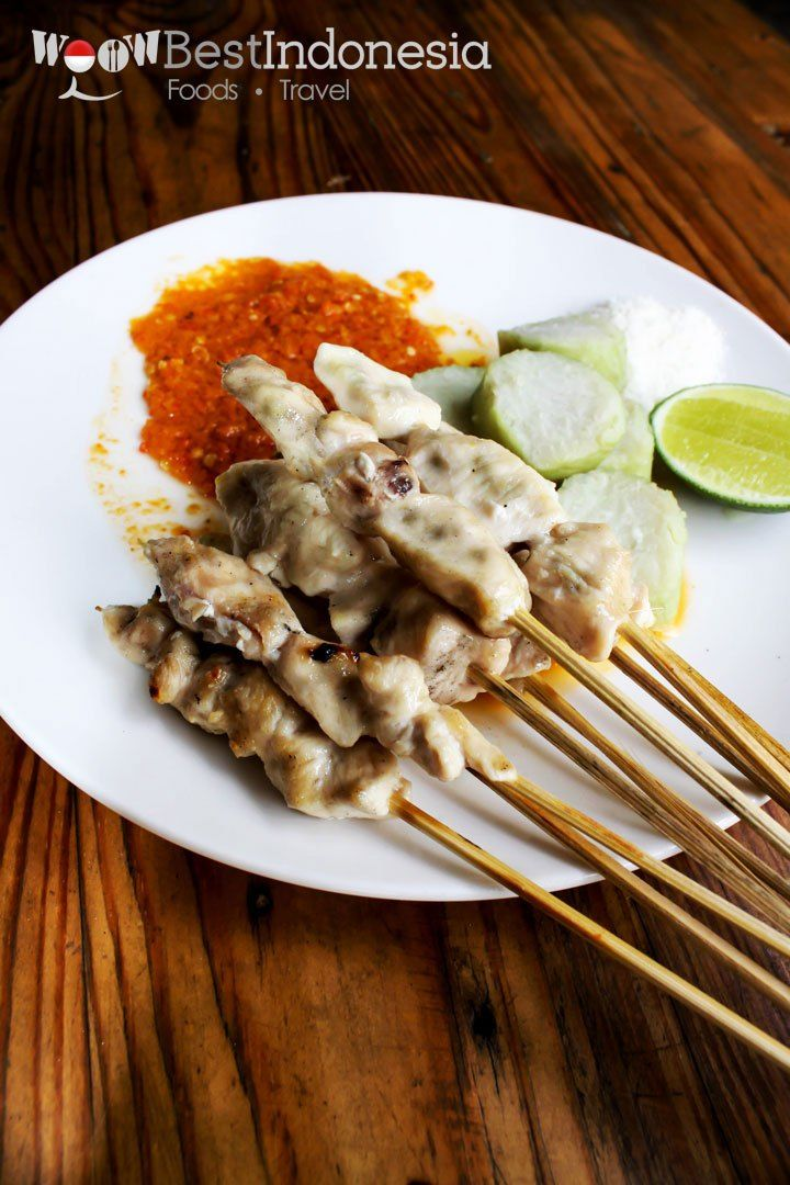Sate Thaican Best Indonesian Dishes #Jakarta #Indonesia #Food