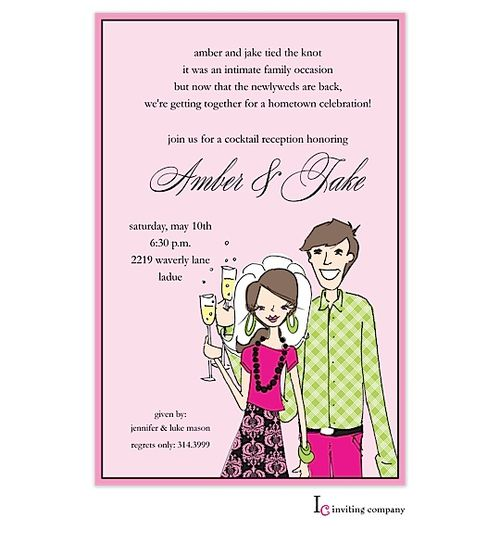 After Party Wedding Invitations: 70 Best Images About Eloping Party Invitations (invite