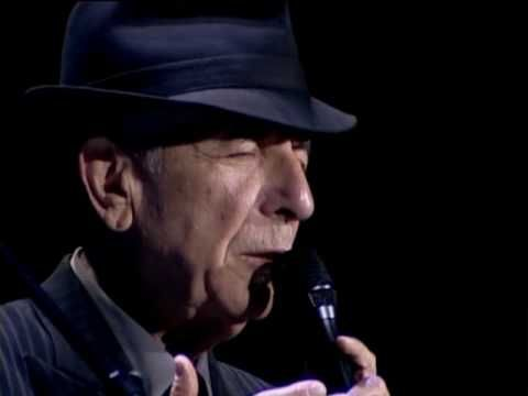 "Leonard Cohen - Everybody knows (live in London, 2008)  First heard this song in the movie ""Pump Up the Volume"" with Christian Slater and have been a Leonard Cohen fan ever since."