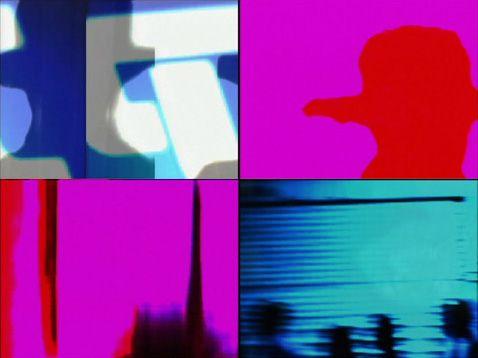 Mark Amerika's CODEWORK: DJ/VJ + Narrative + DVD + Surround Sound Exhibited As A Contemporary Art Installation